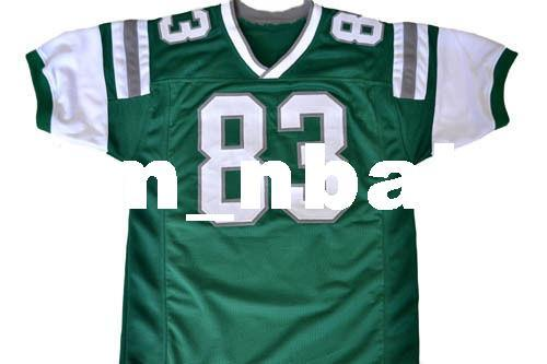 0f7ee3875 2019 Wholesale Vince Papale  83 Invincible Movie New Football Jersey Green  Stitched Custom Any Number Name MEN WOMEN YOUTH Football JERSEY From ...