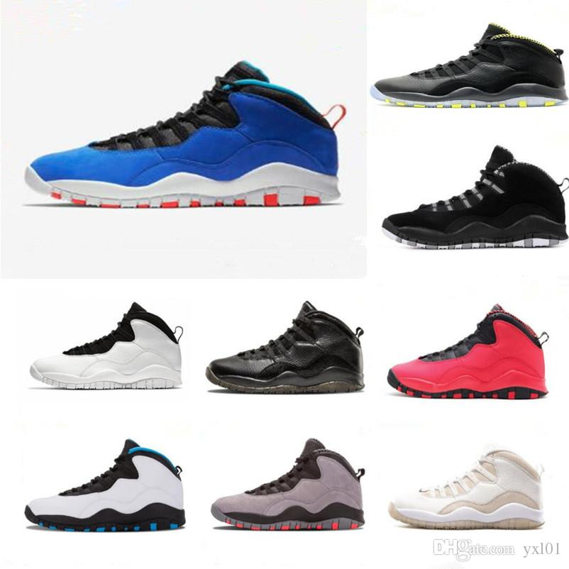 21d19e5e25b1e4 Jumpman X 10 Tinker Cement 10s Sports Basketball Shoes What the ...