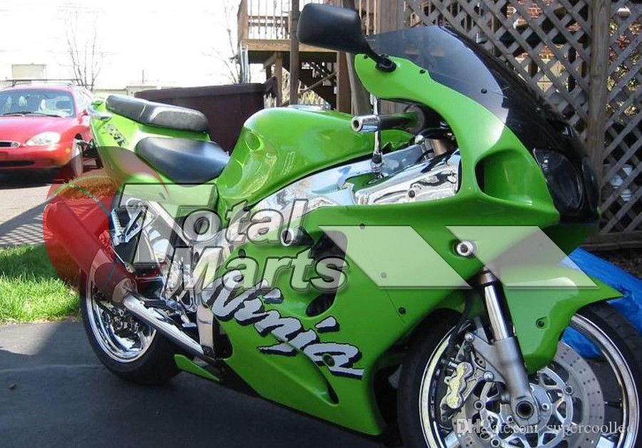 Fairing For Ninja ZX7R ZX-7R ZX 7R 1996-2003 96 03 ABS Green FC3714