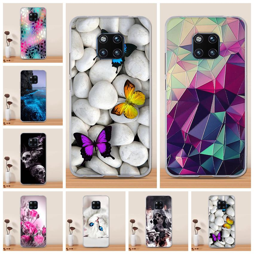Mobile Phone Accessories Mobile Phone Cases Covers Case for Huawei Mate 20 Pro Case Silicone Cute Funda for Huawei Mate 20 Pro