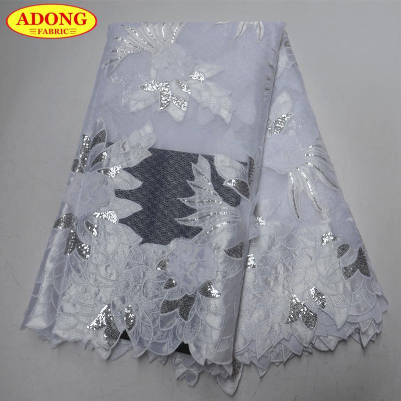 Rideau Exclusif Rideaux au mètre blanc//argent tissu NEUF