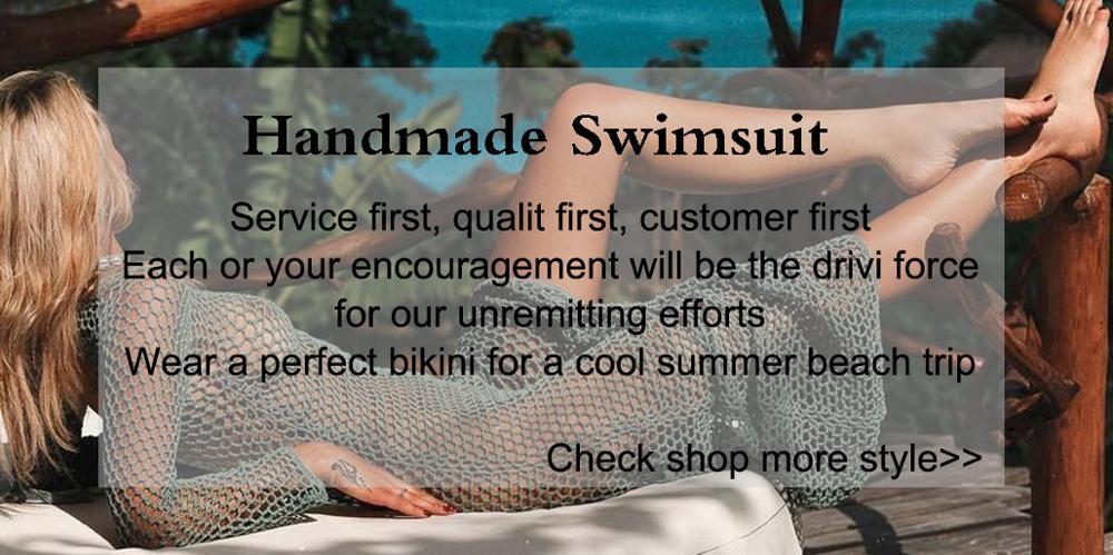 2019 Sexy Women Tassel Bikini Top Boho Beach Swimwear Crochet Fringe Bikini Bra Halter Camisoles Tank Swimsuit Hot Sale