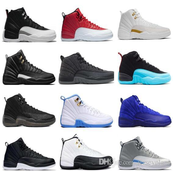 a076ca8ef3c2 2019 2018 High Quality 12 12s Mens Basketball Shoes Sneakers OVO ...