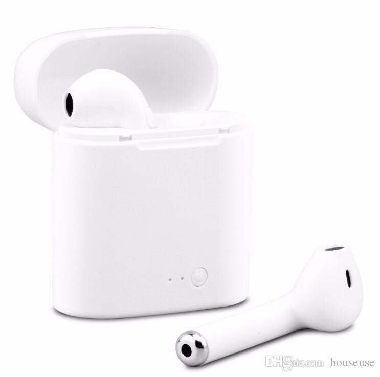 452dfd42fe4 I7s TWS Twins Wireless Earbuds Mini Bluetooth V4.2 Stereo Headset ...