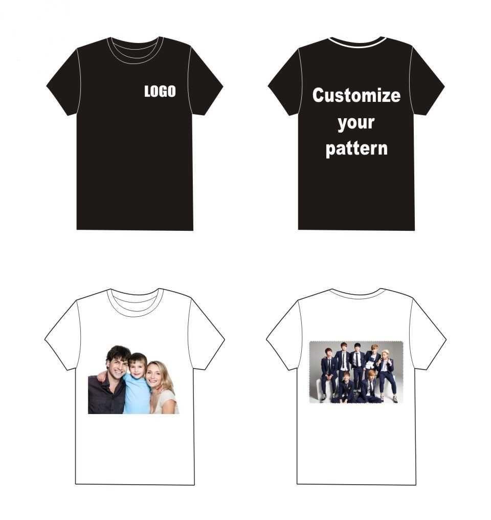 5317395cd Compre Camiseta Personalizada BTS Impreso Personalizado Para Hombres   Mujeres  Camisetas Logo Del Diseñador Publicidad De Marca Manga Corta Ropa De Talla  ...