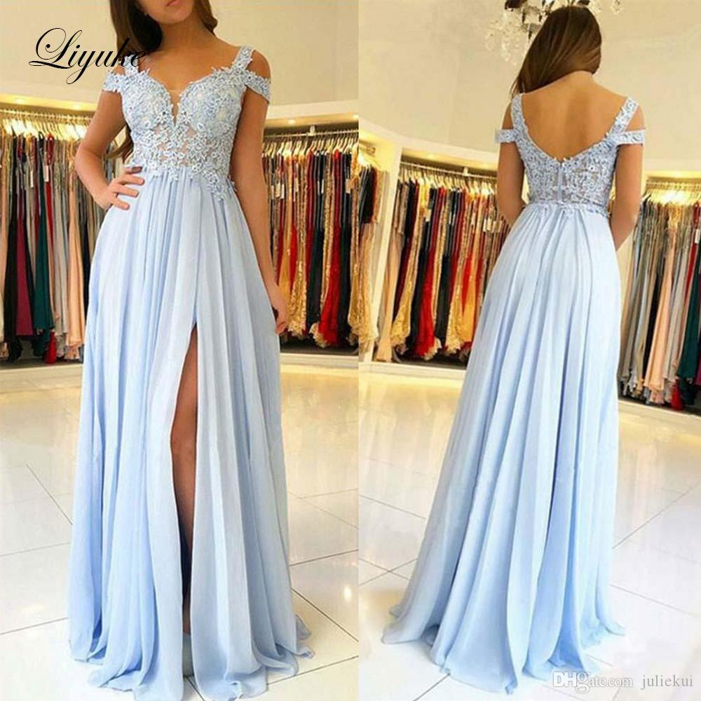 Square Collar Sheath Prom Dresses Tank Sleeve Backless Formal Floor Length Evening Party Gowns Liyuke