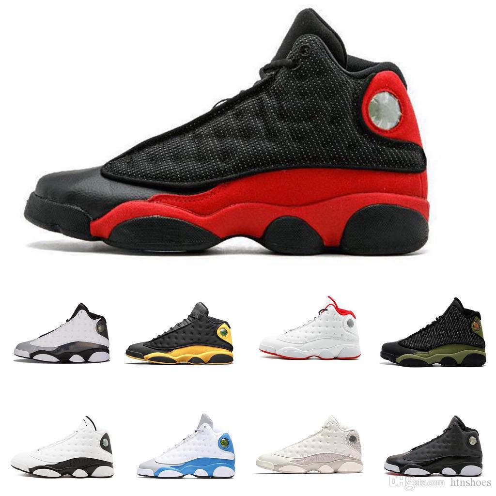 online retailer 44c81 2ccba Air 2019 He Nike Game 13 Zapatos J13 Jordan Compre Blancos ...