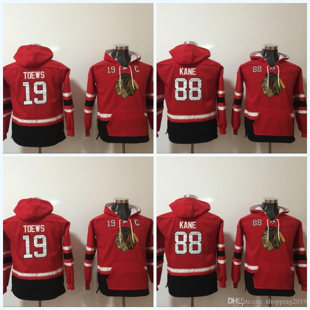 Cheap Hockey Jerseys La Kings Best Blackhawks Old Time Hockey Hoodie 480e3fbda