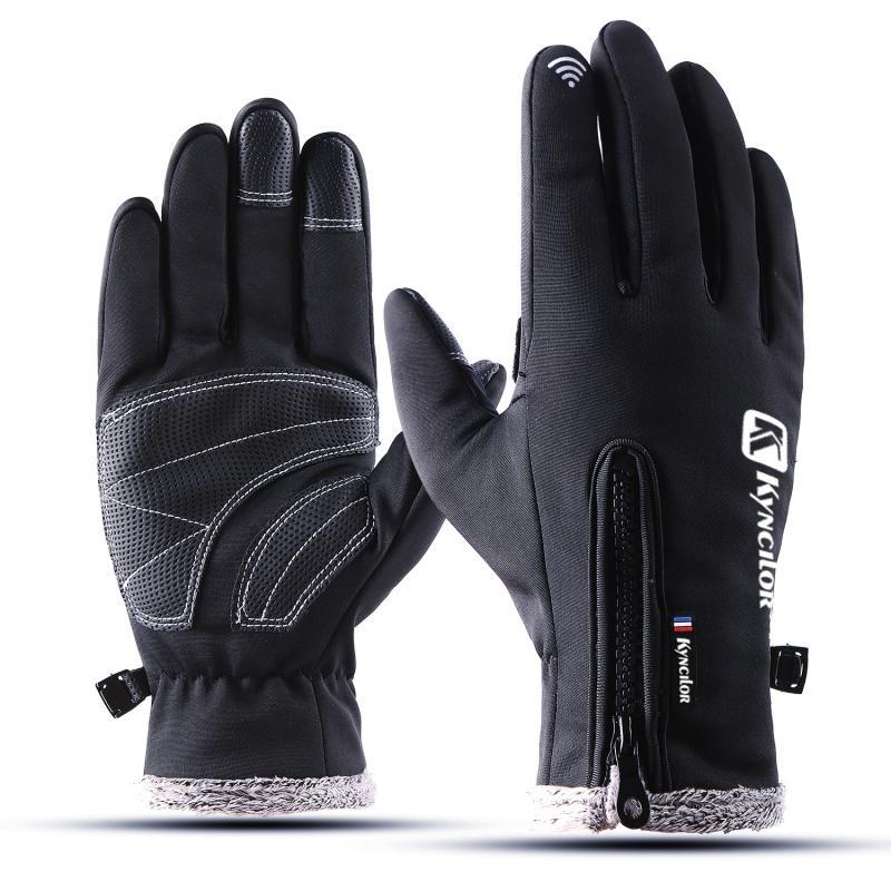 Sports & Entertainment 30waterproof Windproof Snow Snowboard Ski Sports Gloves Outdoor&sport Mens Winter Warm
