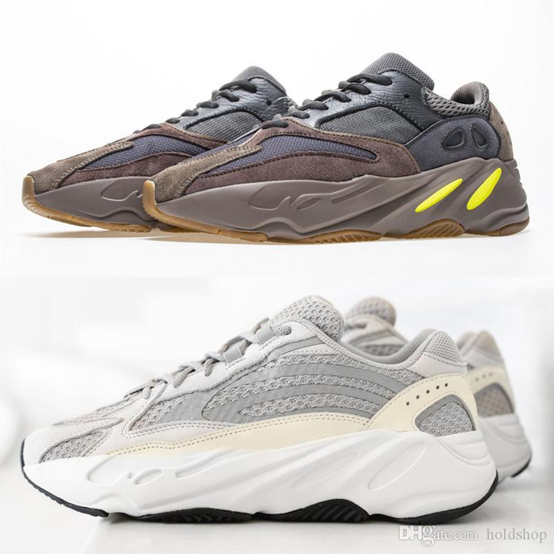 566f89f85 Adidas YEEZY WAVERUNNER 700 SOLID GREY Size 65 SGREY