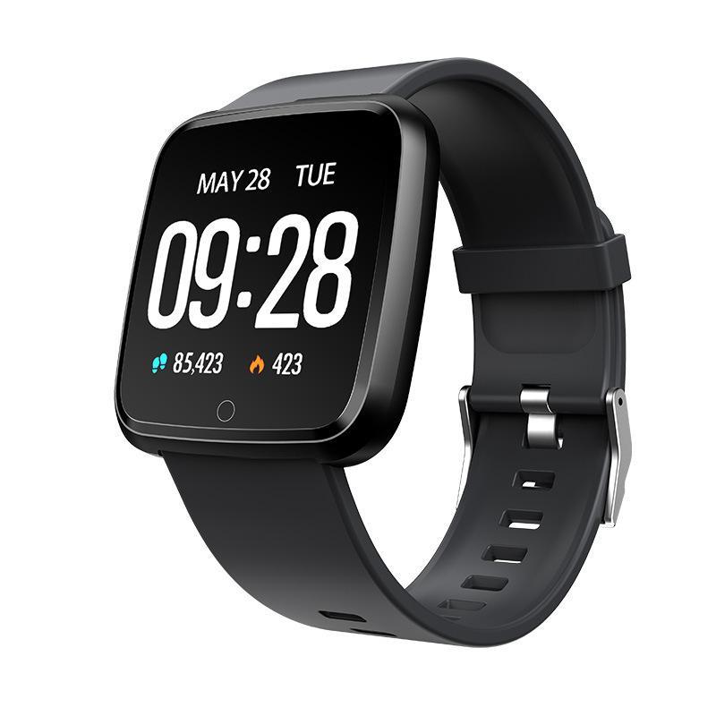 Ios Pulsmesser Frauen Y7 Android Watch Tracker Männer Fitness Für Ip67 Smart Wasserdichte Smartwatch Uhr Blutdruck 0OP8NnZwkX