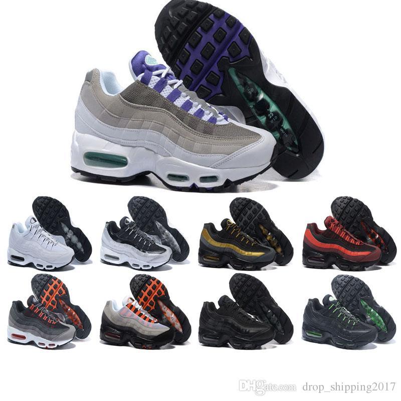 Chaussures Luxe Acheter Femmes Nouveau Max 95 Hommes Shoes Nike Air wk8n0OP