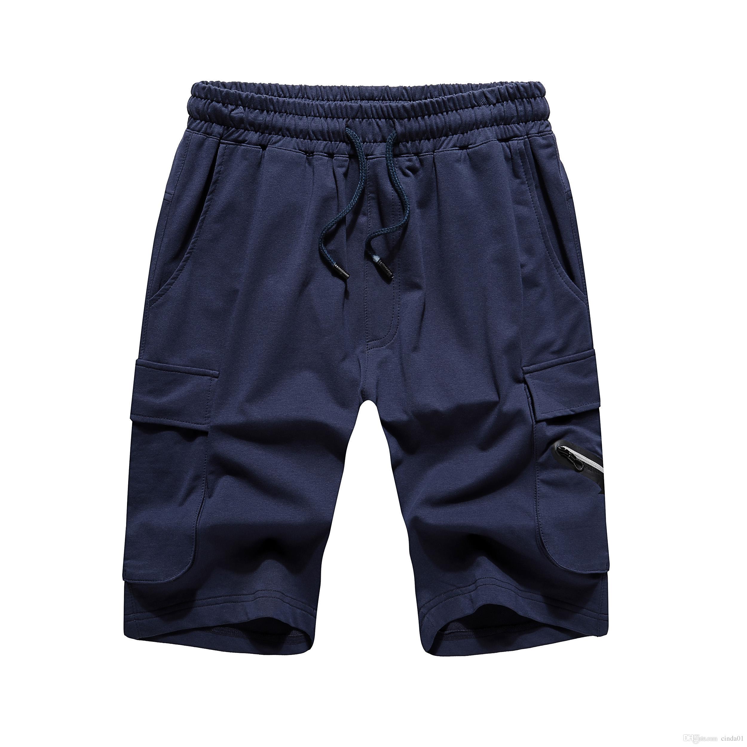 476bdfedde95f Compre Pantalones Cortos De Diseñador Para Mujer Para Hombre Pantalones De  Carga Ocasionales Con Bolsillos Pantalones Cortos Deportivos Pantalones  Cortos De ...