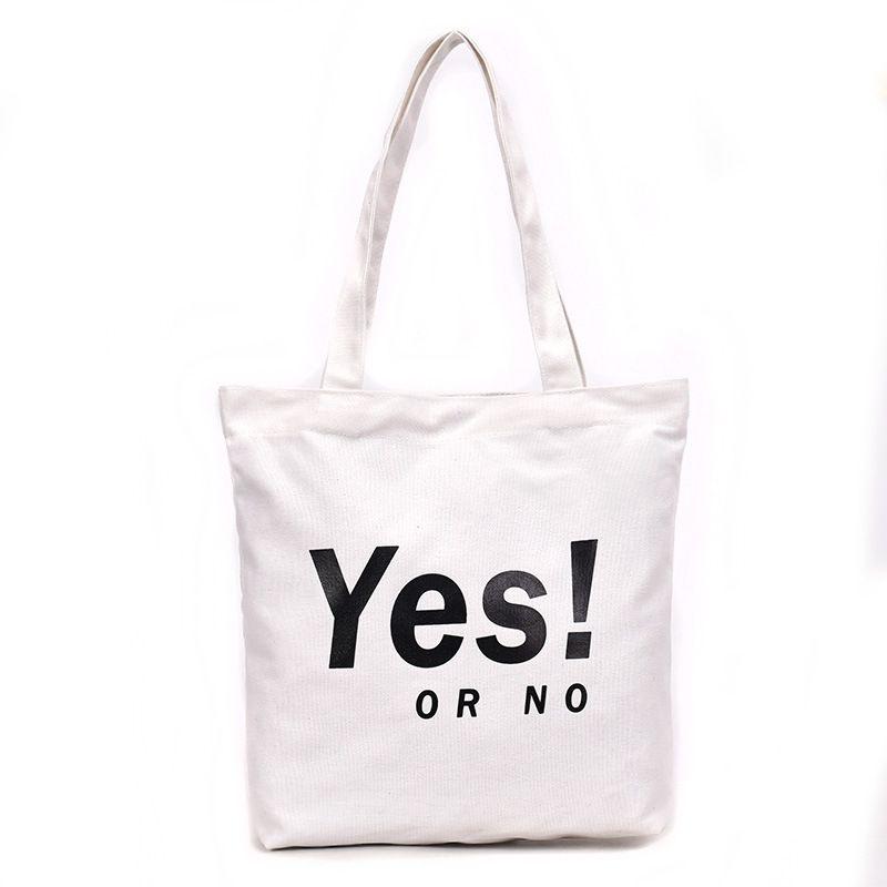 Canvas Bag Reusable Shopping Bags Grocery Tote Bag Cotton Daily Use  Handbags Women Casual Handbag Buy Bags Shop Bags From Baobucket 1944684737