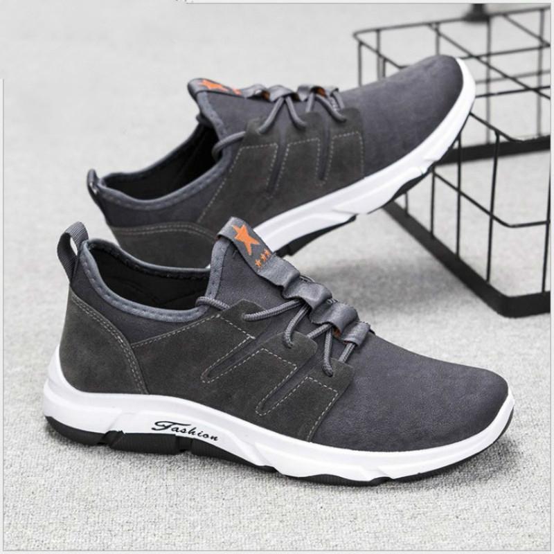 Chaussures Sport Fooraabo de Printemps Hommes Gris Noir Chaussures Automne Haute Hommes Adulte SSCx4w