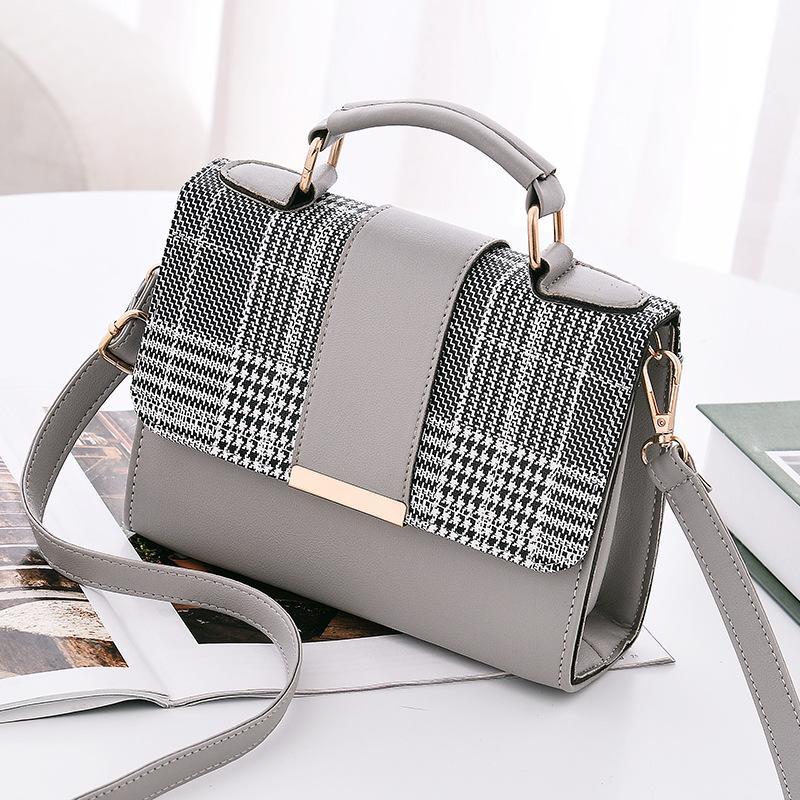 c64cb3f9522cdf 2019 Hot Sale Designer Women Handbags Shoulder Bags New Wave Female Bag  Korean Version Of The Wild Messenger Shoulder Bag Fashion Handbag Womens  Handbags ...