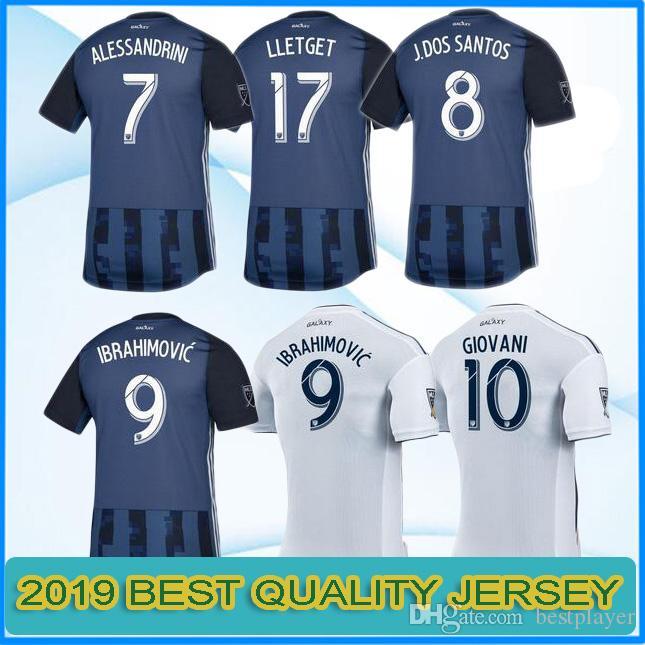 2019 Top Thai Quality 2019 MLS LA Galaxy Soccer Jersey 19 20 Los Angeles  Galaxy IBRAHIMOVIC GIOVANI DOS SANTOS KAMARA Football Shirt From  Bestplayer 8d102140f