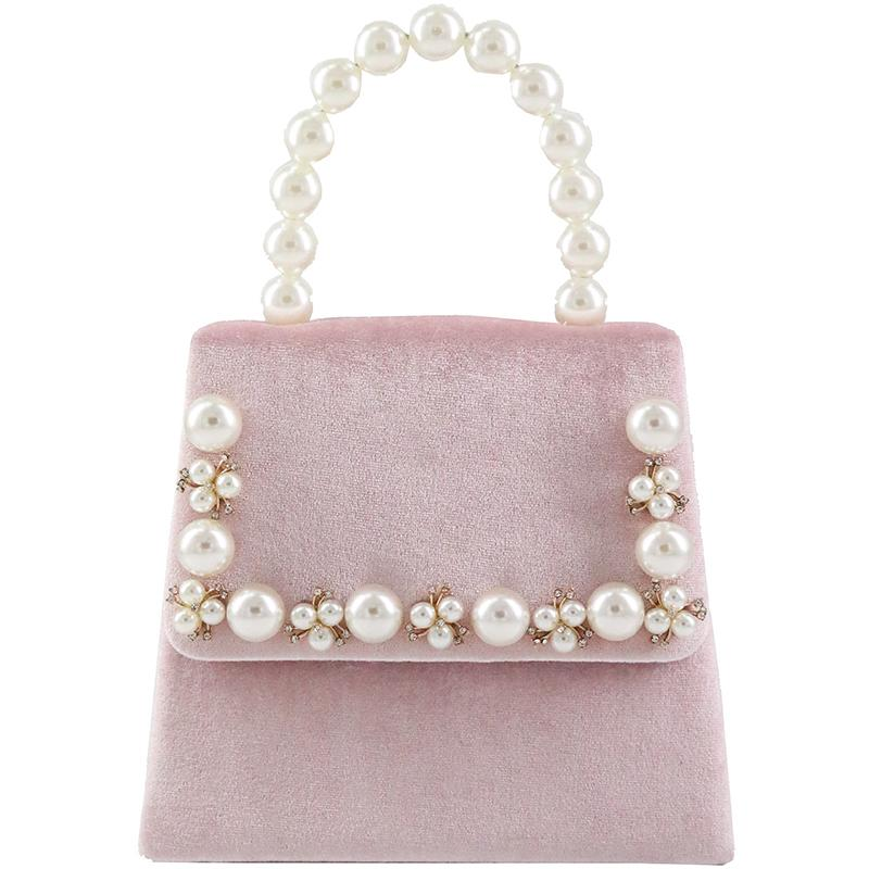2019 New Women S Bags Designer Chain Rivet Shoulder Messenger Bag Luxury Pearl  Handbags Women Bags Female Handbag Crossbody 297 Handbag Brands Cheap Bags  ... 7210666120e6