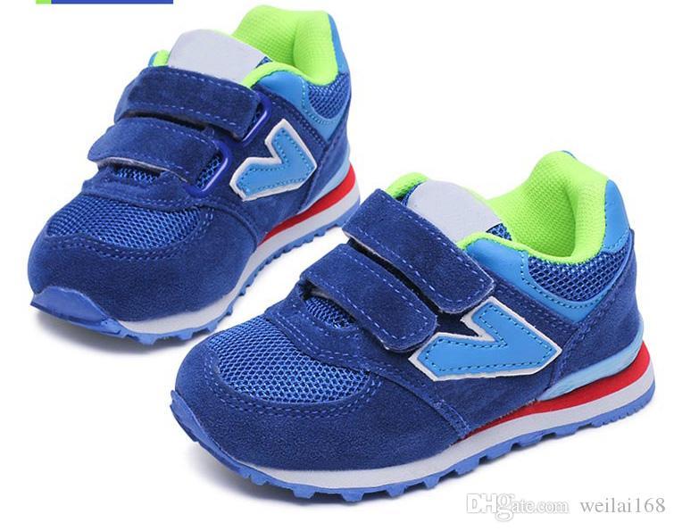 2823e85e483 Compre 2019 New Children N Zapatillas Deportivas 574 Zapatillas De Ocio  Para Niños