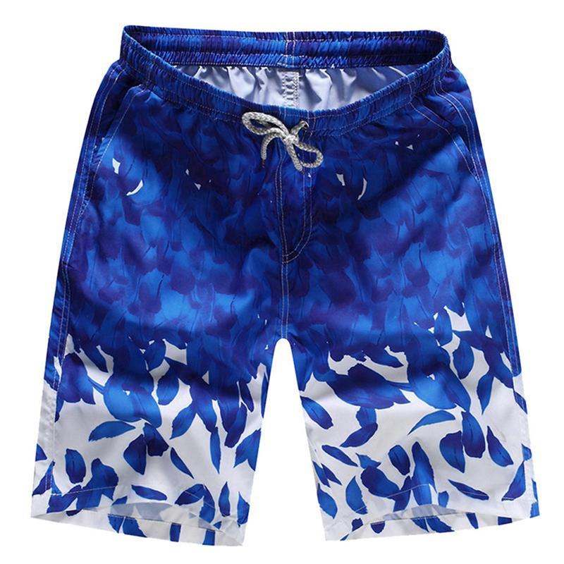 8b32b51ecc 2019 Men Printed Beach Shorts Quick Dry Swimsuit Swim Trunks Beachwear  Running Shorts Swimwear Plus Size Sports From Nicespring, $22.98 |  DHgate.Com