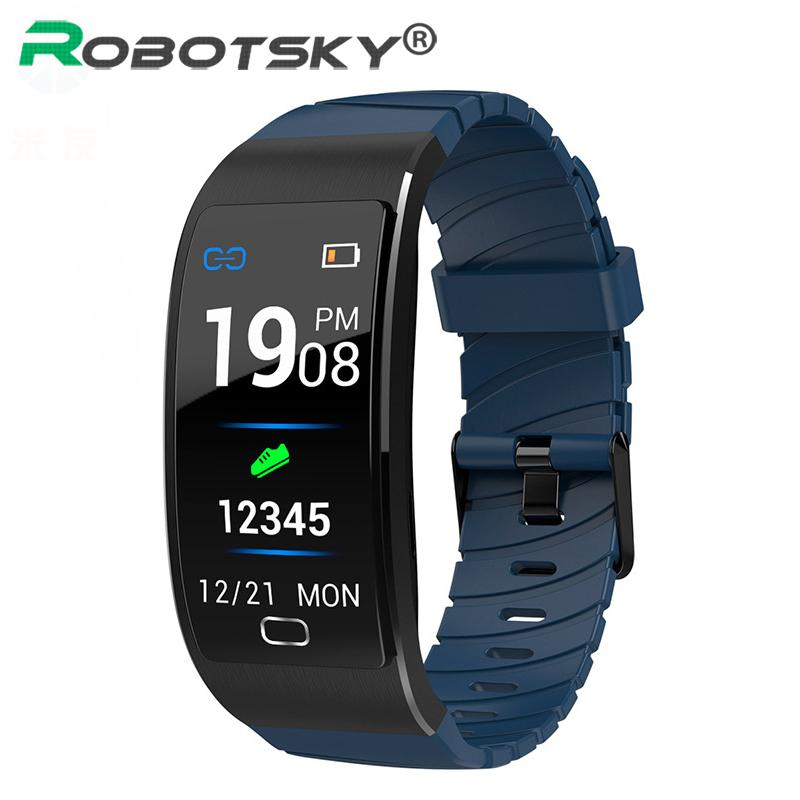b706b411d7f6 Smartband Comprar S7 Banda Inteligente Pulsera Ritmo Cardíaco IP68  Impermeable Hombres Mujeres Pulsera Reloj Deportivo Podómetro Pista GPS  Pulsera ...