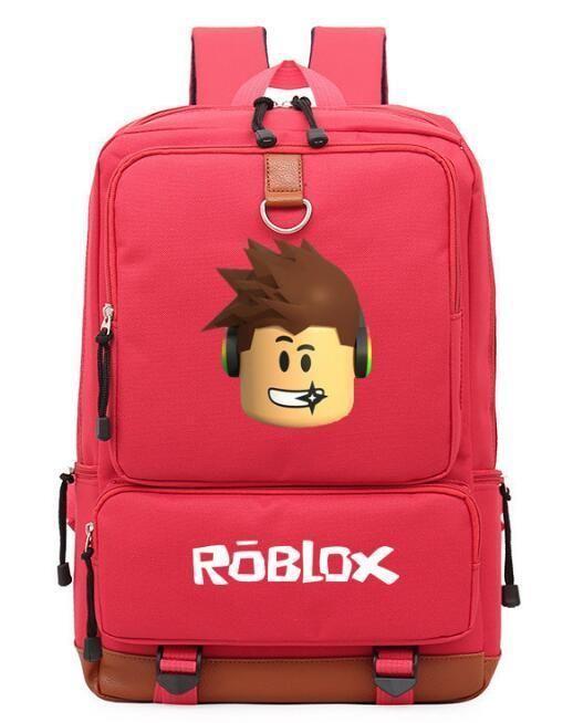 9fb29d576a4 Hot Roblox Backpack Kids School Bag Students Boys Bookbag Handbags  Travelbag Designer Backpacks College Backpacks From Wyppx2010,  12.19   DHgate.Com