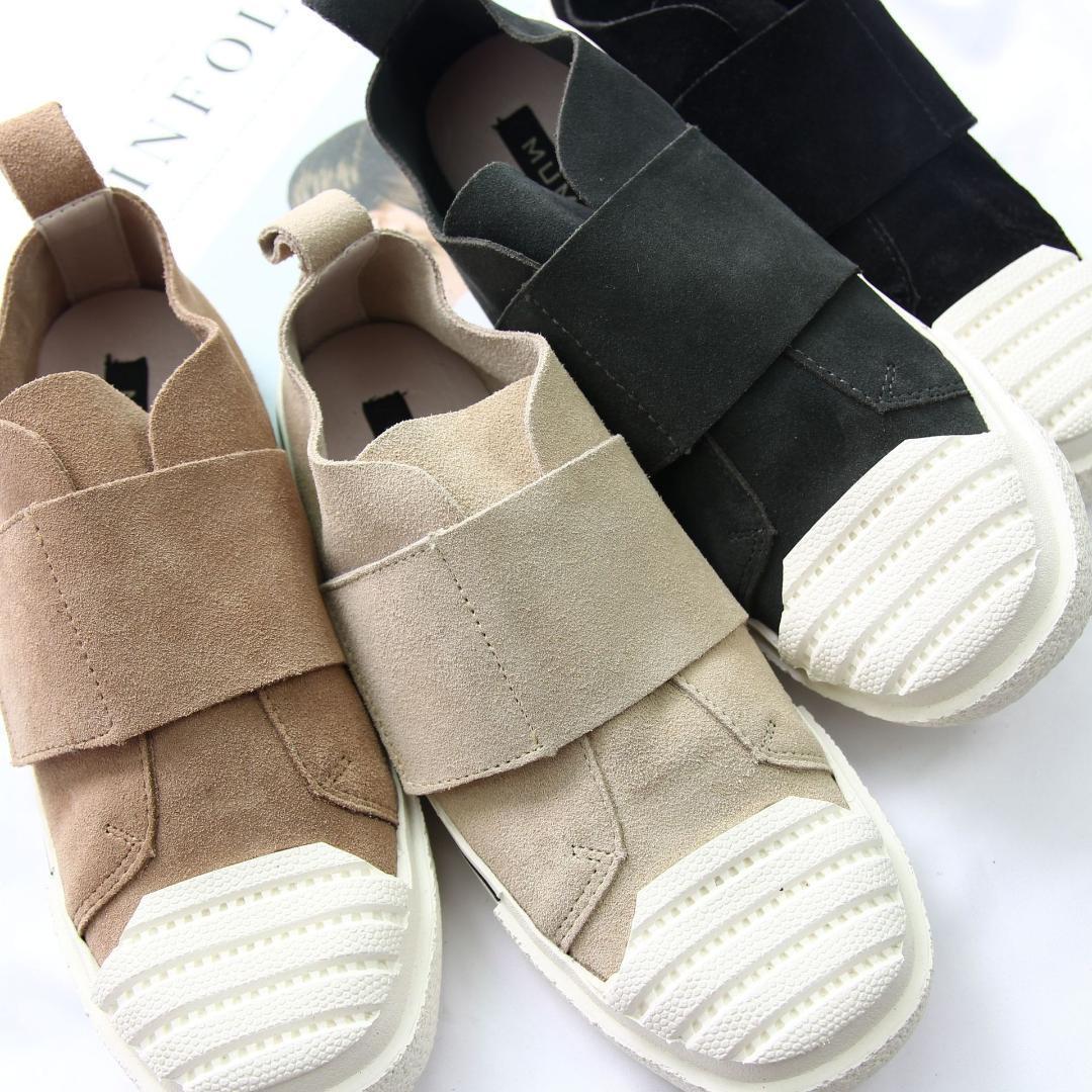 3356a5dfc2e037 Acheter 2019 Printemps Nouvelle Mode Simples Chaussures Plates ...
