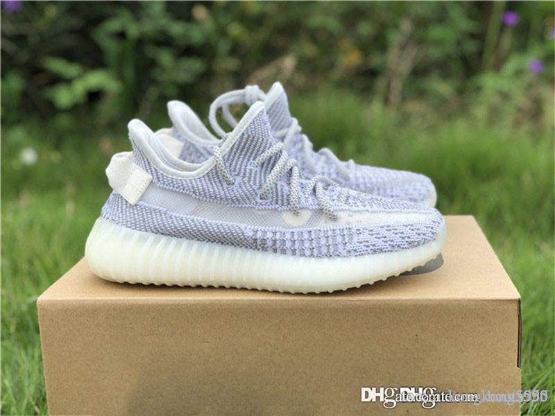 5f968f6d1 2018 Newest Authentic Originals Sply 350 V2 Static 69Yeezy Kanye West  Running Shoes Sneakers For Man Woman EF2905 3M Reflective 69Adidas Running  Shop ...