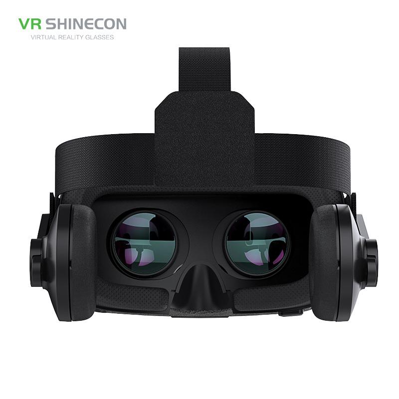 222c56a4515 SC G07E Casque VR Virtual Reality Glasses Shinecon 9.0 IMAX 3D Googles  Headset ANSWER Gamepad For Smartphone Smart Phone 3d Glasses Price Anaglyph  Glasses ...