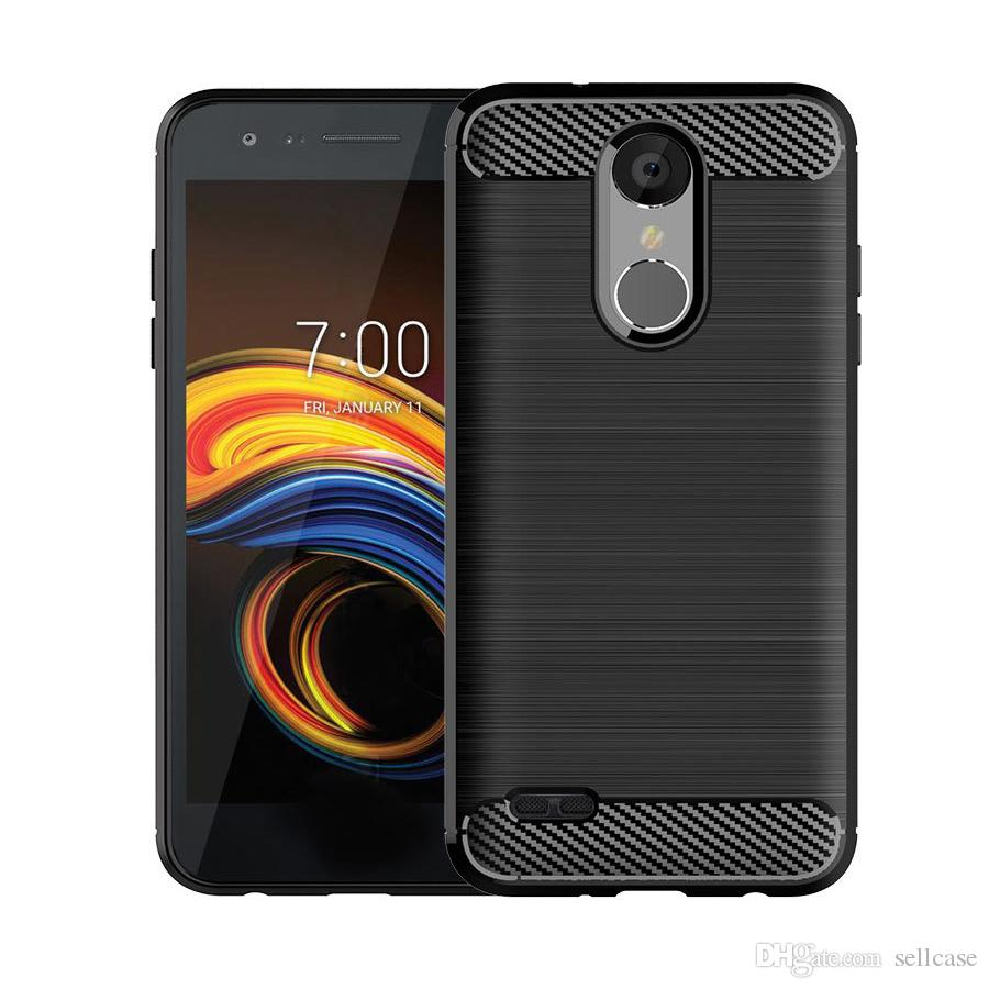 brand new 769f2 3cde4 Shockproof Protective Case for LG Aristo 3/Aristo 2/Tribute Empire/Tribute  Dynasty/Phoenix 4/Rebel 4/Zone 4/Risio 3/Fortune 2
