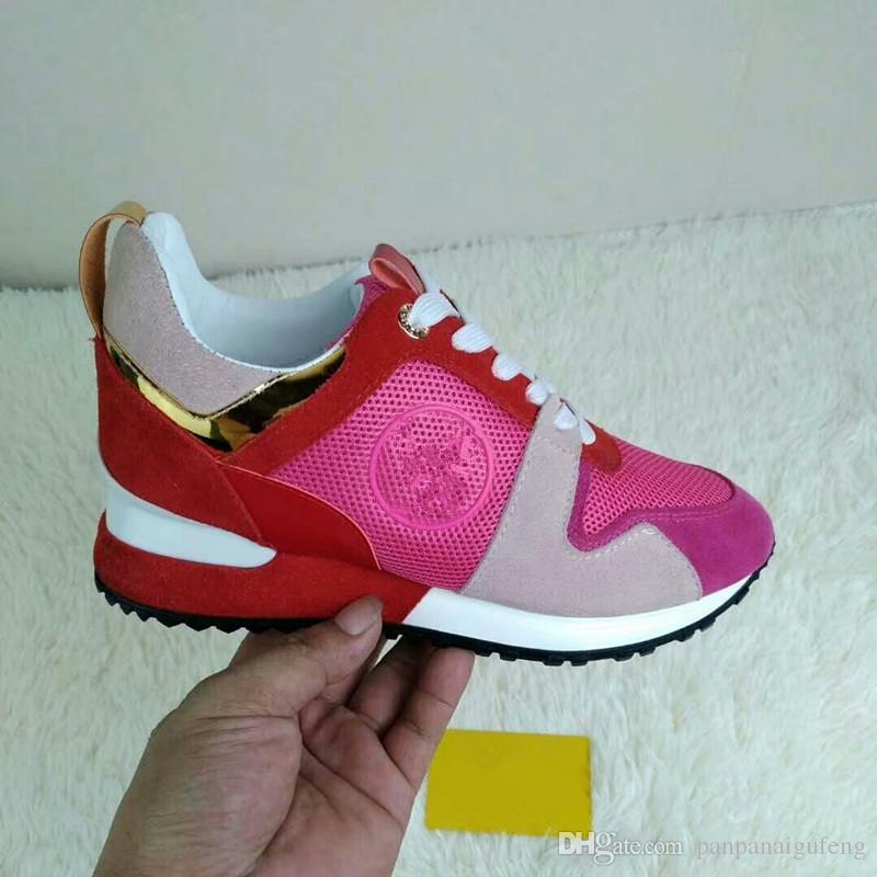b2a21c06906 High Quality Business Gentleman Sneaker Red Bottom Flats Men