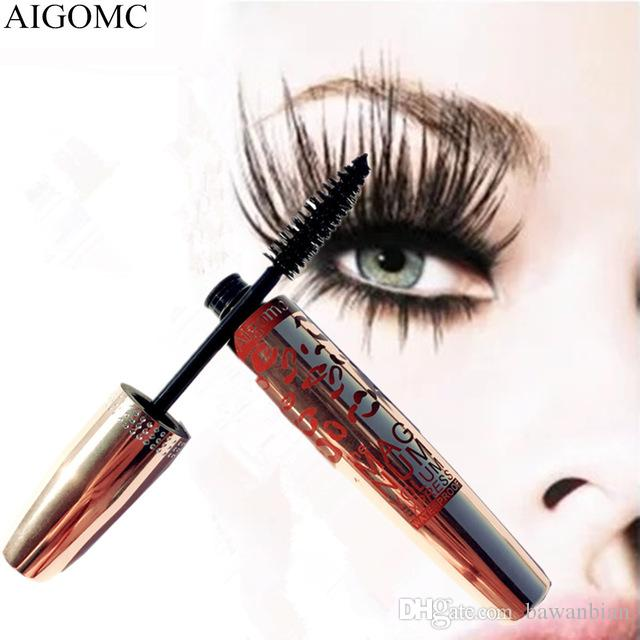 Long Lasting Volume Mascara Black Waterproof Curling Thick Eye Eyelashes 24 Hour Hold Makeup Beauty Tool