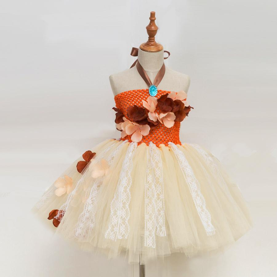 25b2d7af7 Princesa Tutu Vestido Para Niñas Fiesta de cumpleaños Vestir Niños Encaje  Tul Vestido de niña de flores Niños Halloween Cosplay