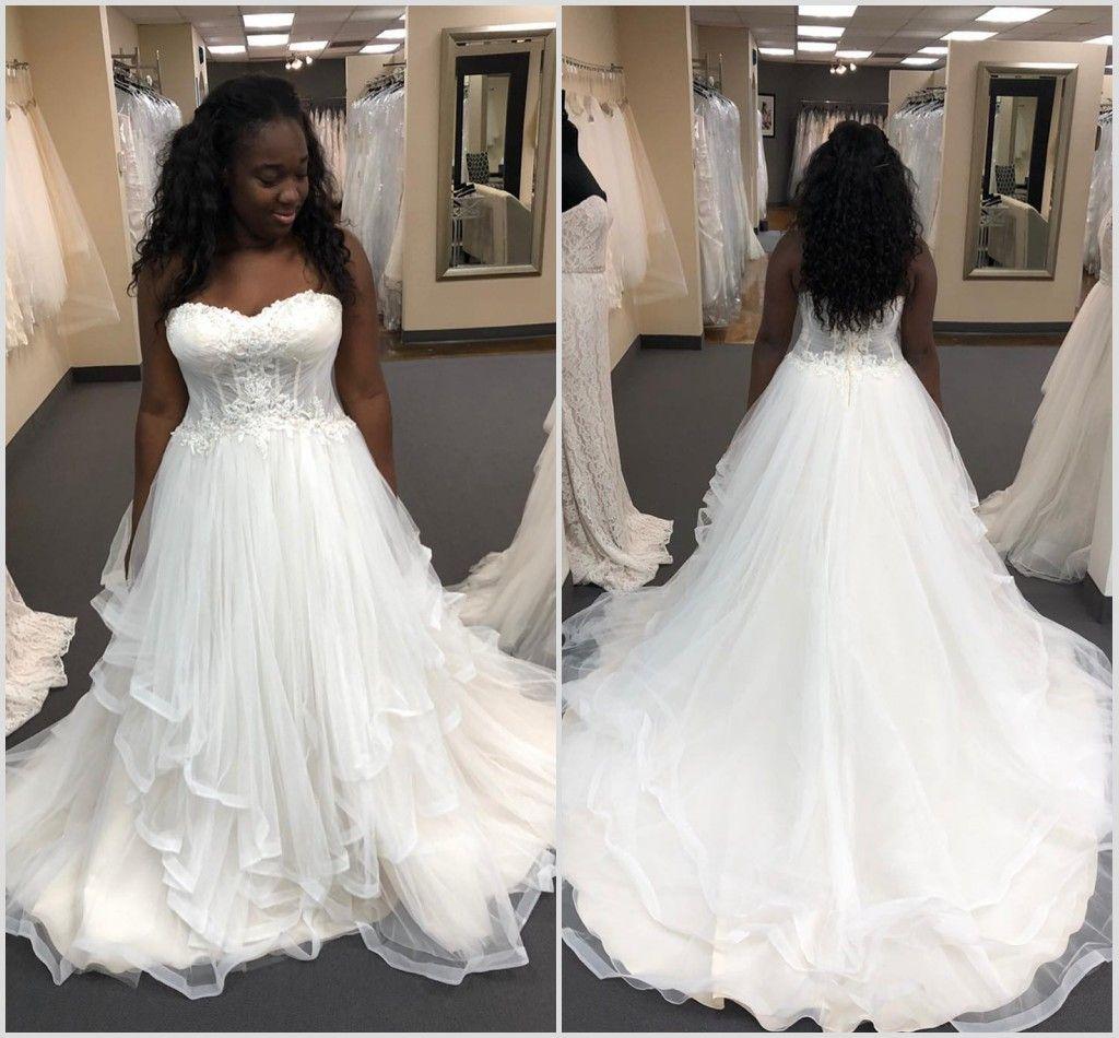 2019 African Bohemian Wedding Dresses Sweetheart Lace Appliqued Sweep Train Beach Bridal Gowns Custom Made A Line Boho Wedding Dress