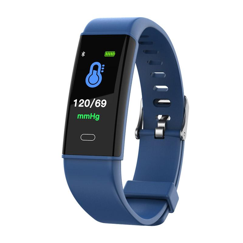 2019 new Smart bracelet oled Heart Rate Blood Pressure Monitor Smartwatch Fitness Track sleep Alarm remind For android ios xiaomi Wristband