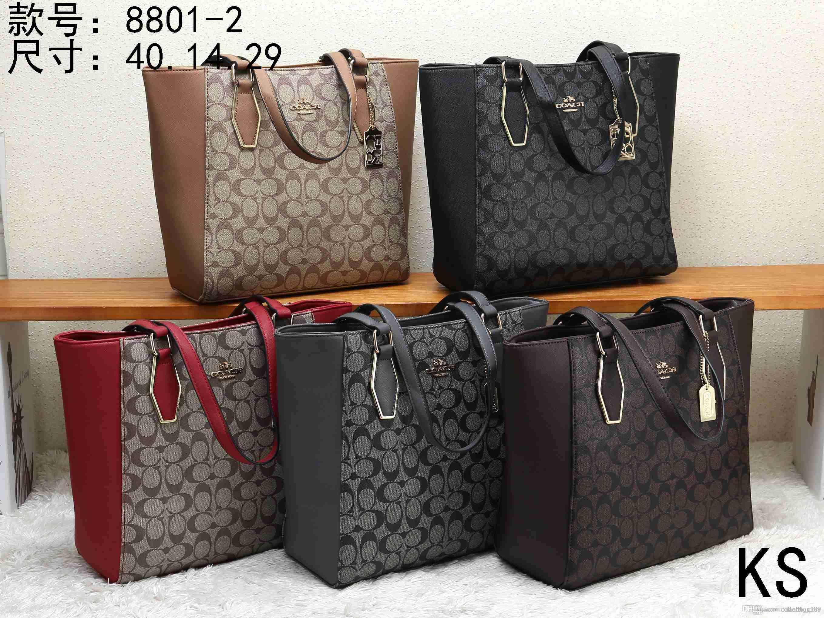 e1ad1701bc80 2019 MK 8801 2 KS NEW Styles Fashion Bags Ladies Handbags Designer Bags  Women Tote Bag Luxury Brands Bags Single Shoulder Bag From Collection389,  ...