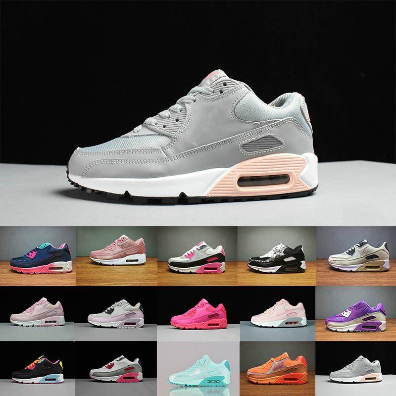 Compre Nike Zapatillas Max Air Deportivas 90 Airmax 9DWEIH2