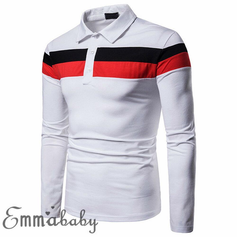 8d3bcafbd Fashion Luxury Mens Casual Breathable Soft Long Sleeve Stylish Dress Shirts  Formal Slim Fit Shirt Tops Shirt Muscle Tee Black