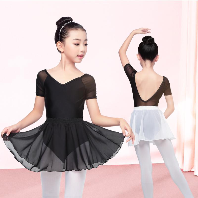 Acheter Backless Ballet Justaucorps Pour Les Filles Noir Body Enfants  Costumes De Danse Enfants Gymnastique Pratique Dancewear Mince Combinaison  DC1217 De ... a7952e3a683