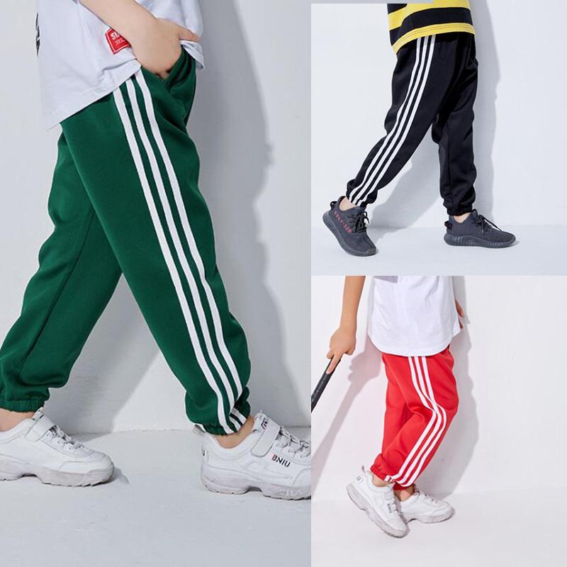 2019 Kids Men Colors Hip Hop Clothing Dance Pants Girls Boys Adult Jazz  Dance Costumes Ballroom Dancing Clothes Street Wear Outfits From Yanmai 7ce3b990bd73