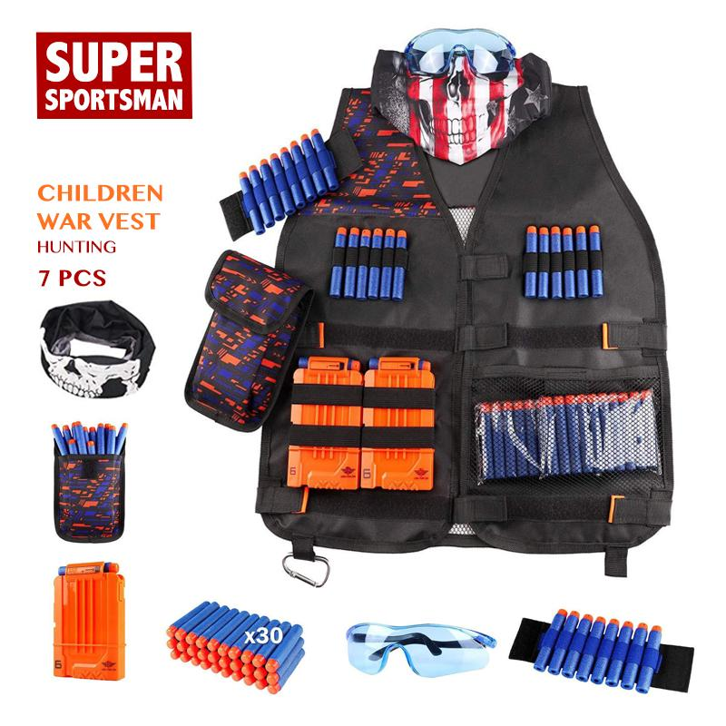 0bfacf6e8ee5c 2019 Boys Men Hunting Army Vest Kids Gear Children Equipment Tactical Suits  Outdoor Clothing Set Sniper Clothes From Hcaihong, $27.37 | DHgate.Com
