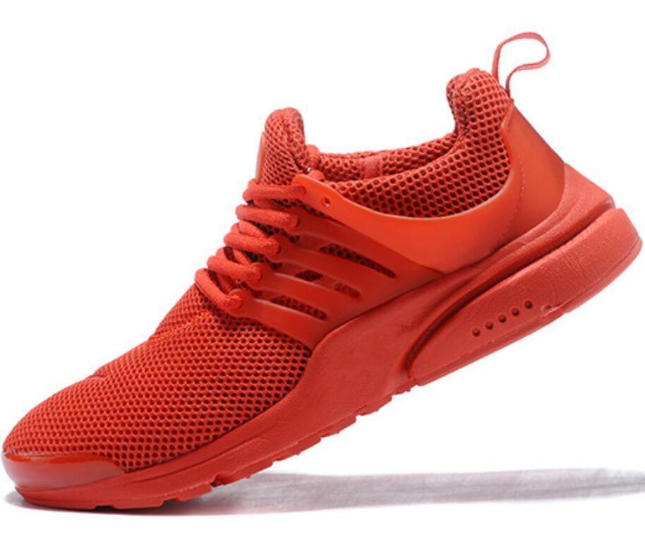 8e86eb961d59 2019 Presto Shoes Men Women Ultra BR QS Yellow Pink Prestos Black Air White  Oreo Outdoor Jogging Mens Trainers Designer Sneaker Casual Shoes Mens Shoes  ...