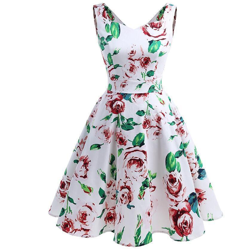 Vestidos ceremonia mujer verano 2019