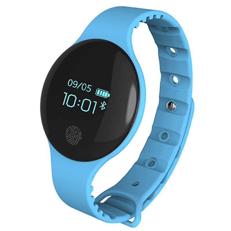 Smart Band Fitness Tracker Bluetooth Smartband Impermeable Deportes pulsera pulsera Smartwatch