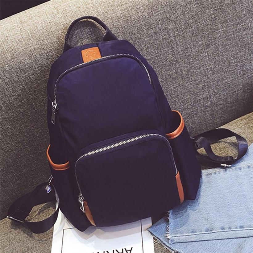 2019 Casual Oxford Backpack Women Black Waterproof Nylon School Bags For Teenage  Girls High Quality Fashion Travel Tote Backpack Backpacks For Kids Backpack  ... bb434dfaa78be