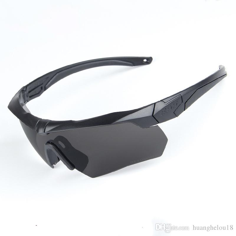 b894d2f1f875 2019 ESS Polarized Cycling Sunglasses Tactical Military Glasses Army Goggles  3Lens TR90 Oculos Ciclismo Safety Glasses Hiking Eyewear From Huanghelou18,  ...