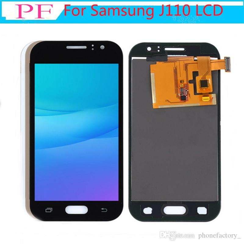 New Grade A+++ Quality For Samsung Galaxy J1 Ace J110 J110F J110FM J110H LCD Touch Screen Display Assembly Replacement Screen