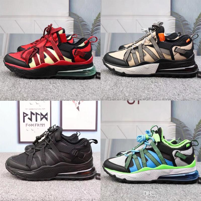quality design d8b11 36a0b Compre 2019 Nike Air Max 270 Bowfin Nuevo Estilo 270 Bowfin Zapatillas Para  Correr Hombres 270 Bowfin Athletic Sport Zapatillas Hombre Zapatos De  Diseñador ...