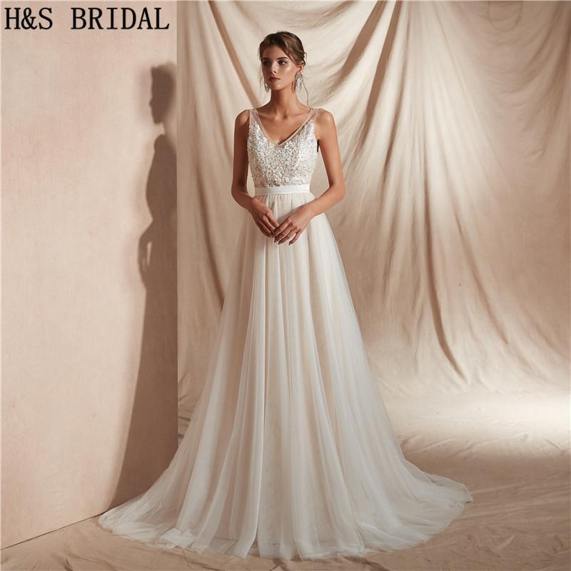 Vestidos de novia h & h
