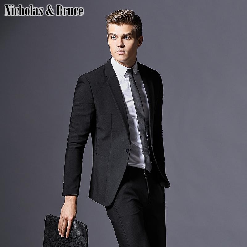 20ebd77020 Compre NB Traje De Hombre Traje Formal De Boda Hombre De Boda Trajes  Vestidos Grandes 2019 Slim Fit Novio Traje Último Abrigo Pantalón Diseños  SR12 A ...